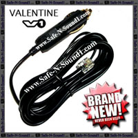 Valentine Cigarette Lighter Power Plug
